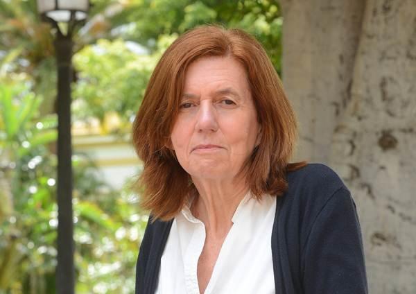 La escritora canaria Cecilia Dominguez Luis