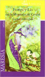 Book Cover: Fompi y Lío en la montaña de cristal