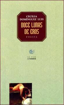Book Cover: Doce lunas de Eros