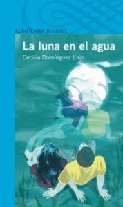 Book Cover: La luna en el agua