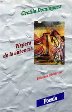 Book Cover: Víspera de la ausencia