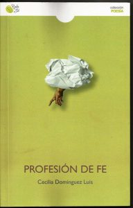 Book Cover: Profesión de fe