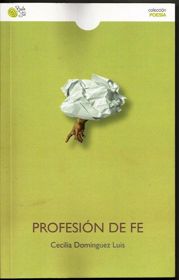 Book Cover: Profesión de fe